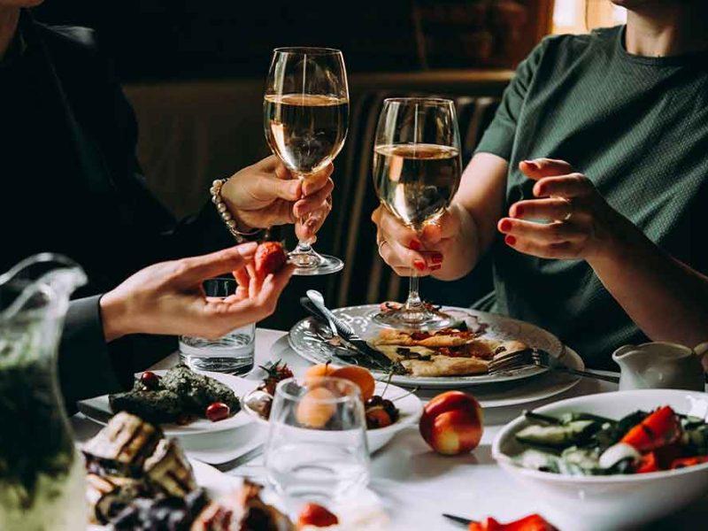 VÍNA A RECEPTY - Regionálne recepty vhodné pre regionálne vína