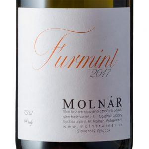 Furmint, 2017, suché, Molnarwines