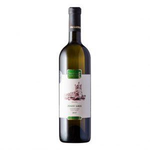 Regionálne víno: Pinot Gris (Rulandské Šedé), 2017, Suché, Promitor Vinorum | regioWine