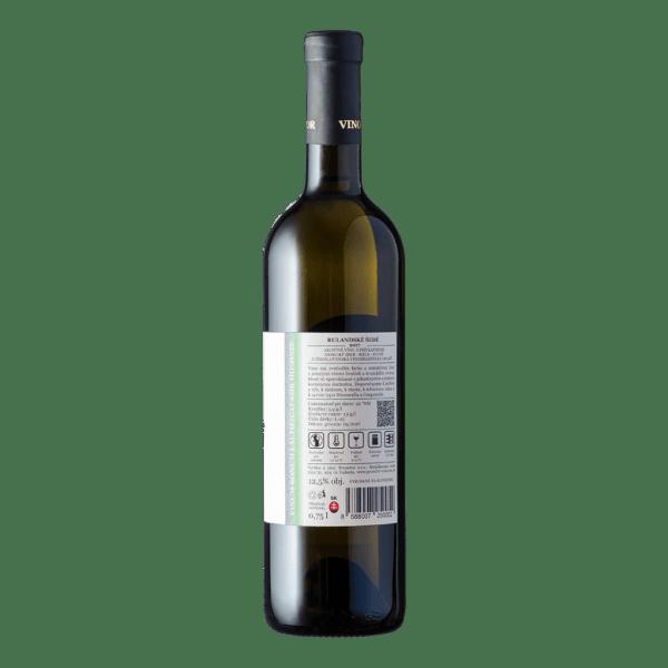 Pinot Gris (Rulandské Šedé), 2017, suché