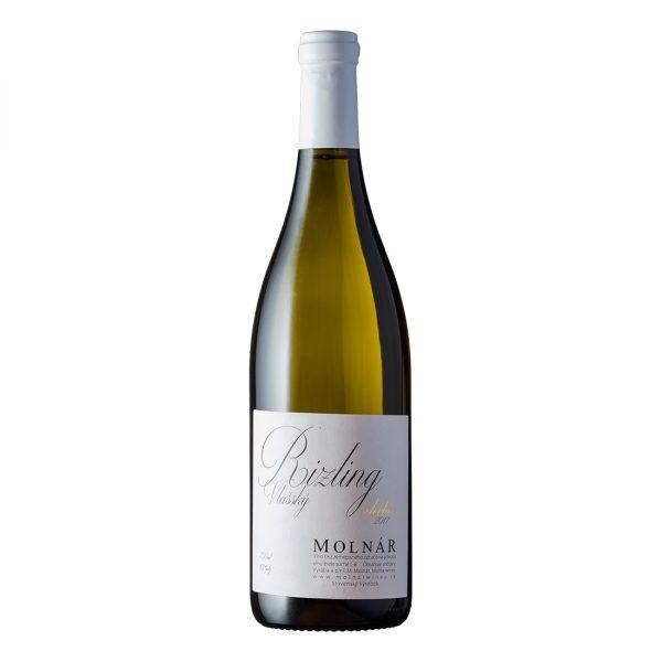 Regionálne víno: Rizling Vlašský, 2017, Suché, Molnarwines | regioWine