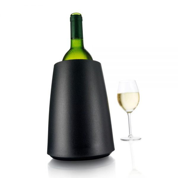 Chladič na víno Elegant Black, Vacu Vin | regioWine