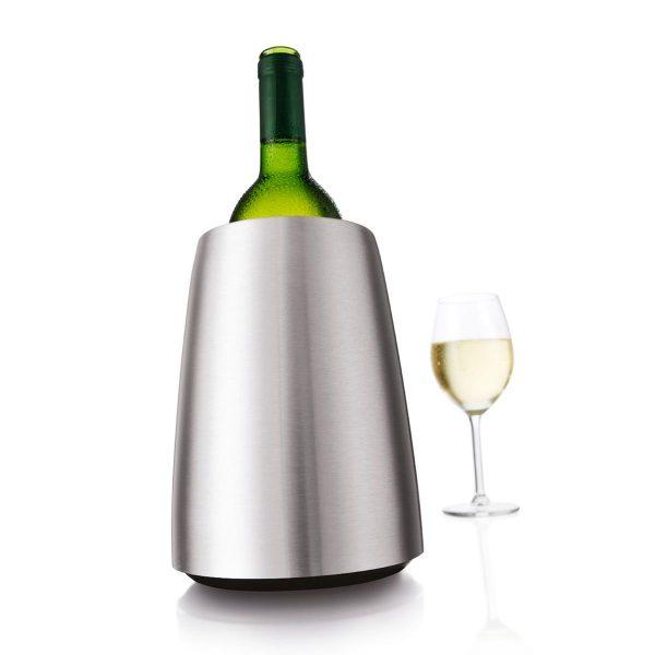 Chladič na víno Elegant z nehrdzavejúcej ocele, Vacu Vin | regioWine