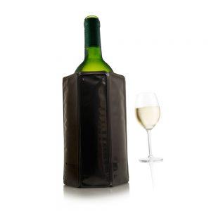 Chladič na víno manžetový Black, Vacu Vin | regioWine
