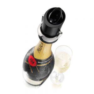 Zátka s nálievkou na šampanské, Vacu Vin | regioWine