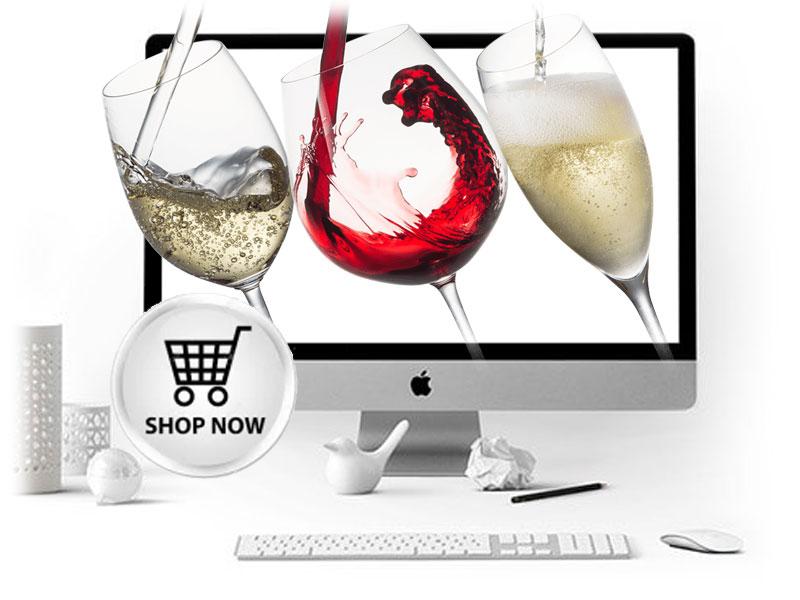 Online predaj vín