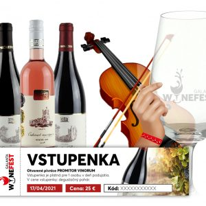WineFest Galanta - Deň otvorených pivníc | Promitor Vinorum | regioWIne