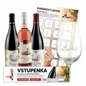 Vstupenka na podujatie WineFest Galanta | regioWine