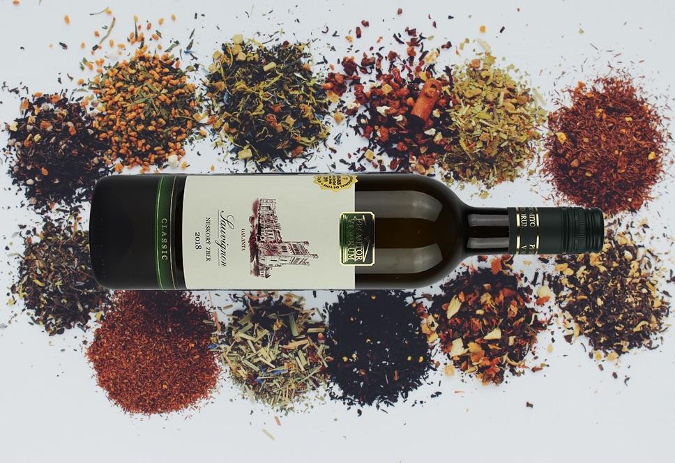 Vína a koreniny. Čo sa k čomu hodí? | regioWine