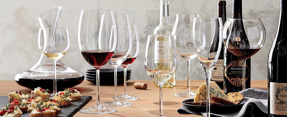 Aké poháre na víno vybrať, keď si neviete rady? | regioWine