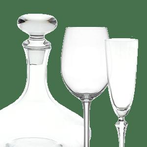Sklo a poháre