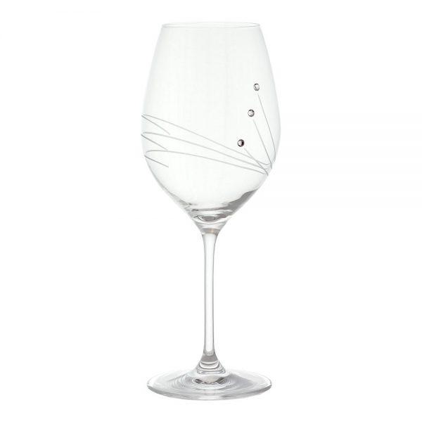 Pohár na víno Celebration Swarowski, 470 ml, RONA | regioWine