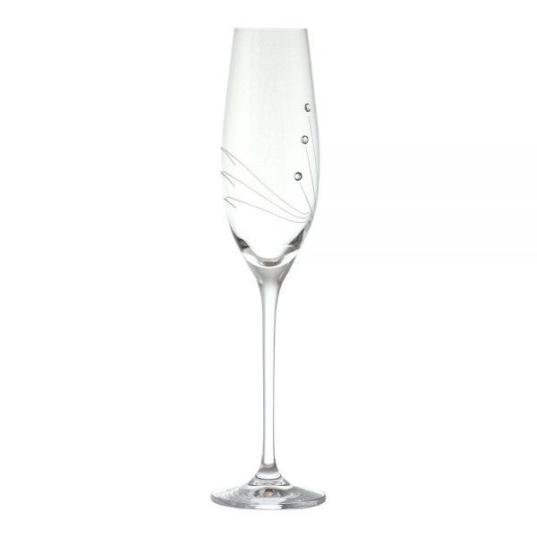 Pohár na šampanské Celebration Swarowski, 210 ml, RONA | regioWine