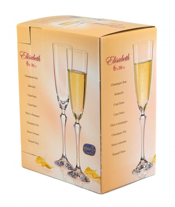 ohár na šampanské Elisabeth, 200 ml | regioWine